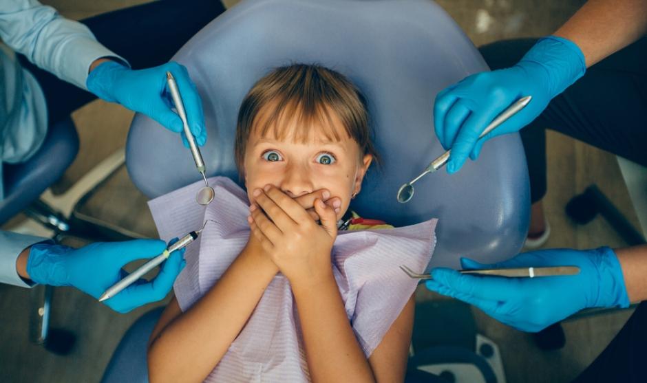 Odontofobia, cosa si nasconde dietro la paura del dentista !